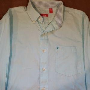 Men's casual botton down shirt